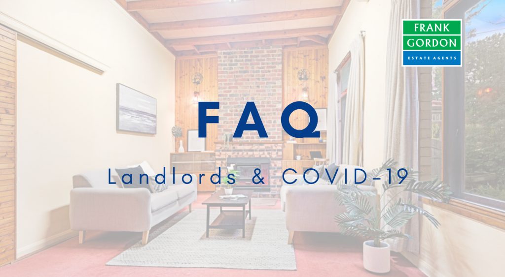 Coronavirus and Landlord Frequently Asked Questions