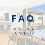 Coronavirus – Tenant Information & FAQ
