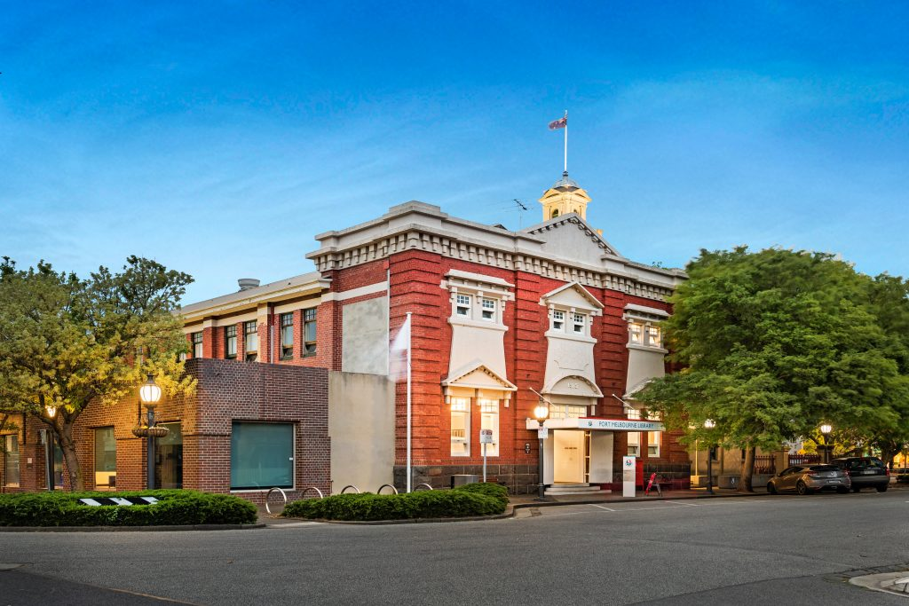 Port Melbourne library reopens following Coronavirus restrictions