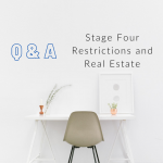 Stage Four Restrictions – FAQ and Information